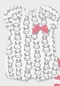 White Bunnies Onesie 1617