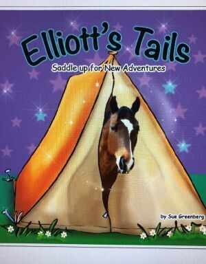 Elliott's Tails. Saddle Up for New Adventures