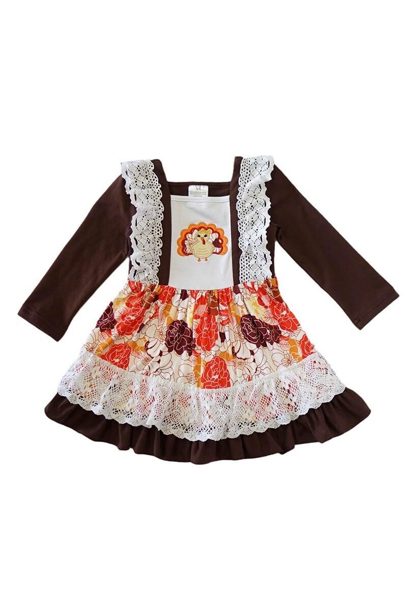 Turkey Lace Dress