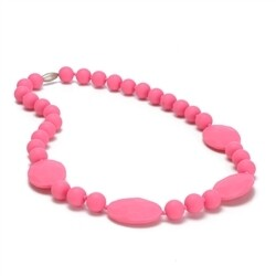 Perry Necklace - Paunchy Pink