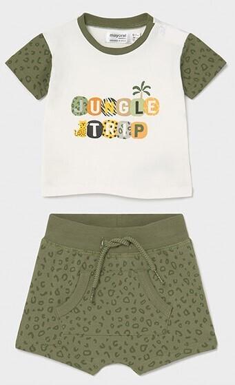 Jungle Trip Shorts Set 1657