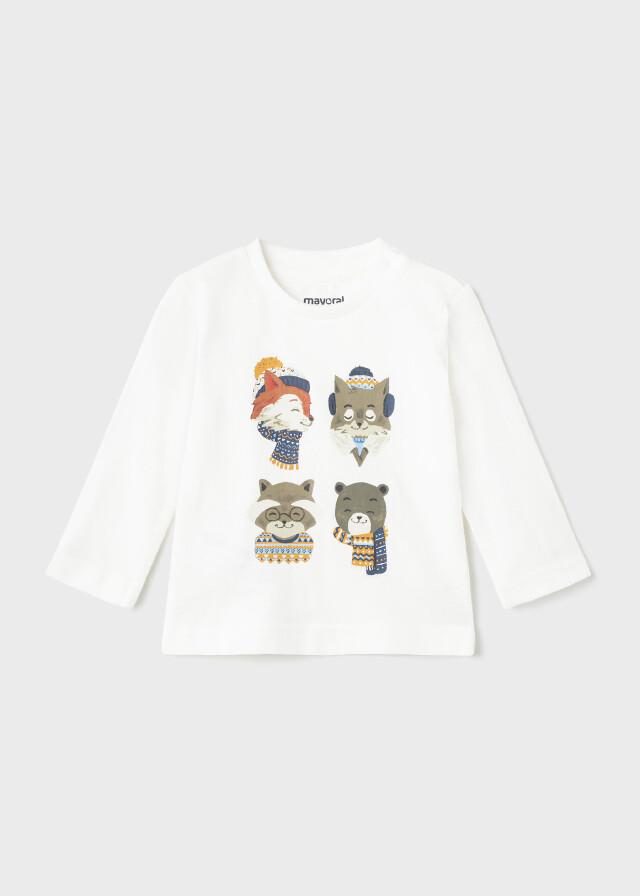 LS Fox T-Shirt 2070