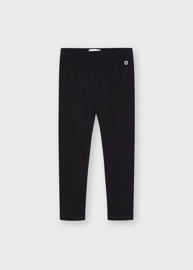 Basic Leggings 717 - Black