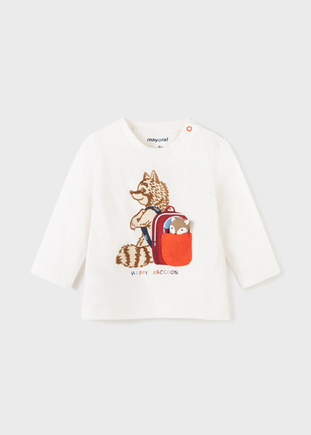Racoon PLAY WITH Shirt 2071