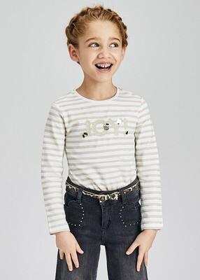 JOY Striped Shirt 4007