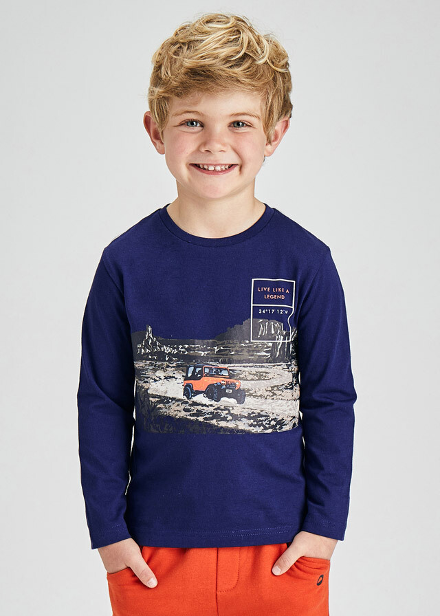 Legend LS T-Shirt 4079