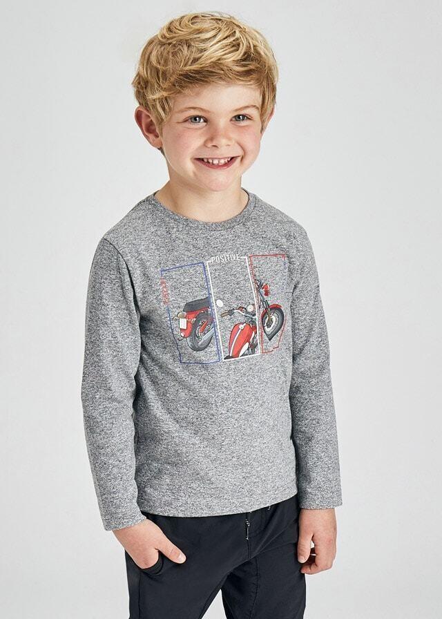 POSITIVE ATTITUDE Shirt 4088