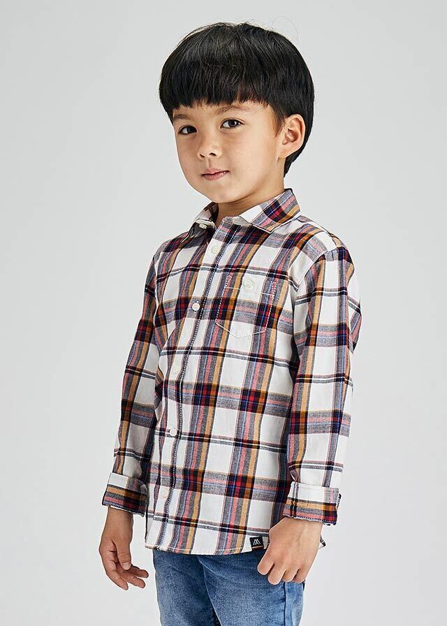 Red Plaid Shirt 4169