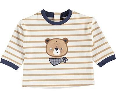 Stripe Bear Shirt 2062