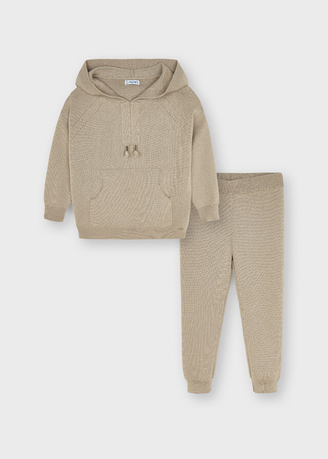 Gold Tricot Tracksuit 4837