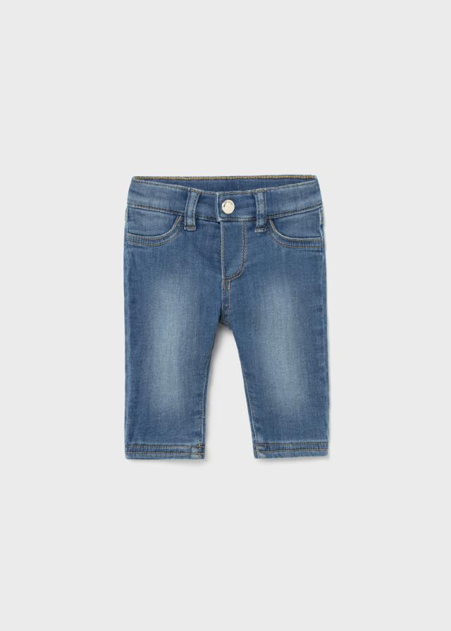 Lined Denim Jeans 2594
