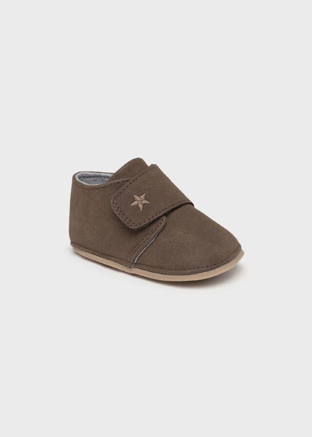 Brown Hi-Top Boots 9446