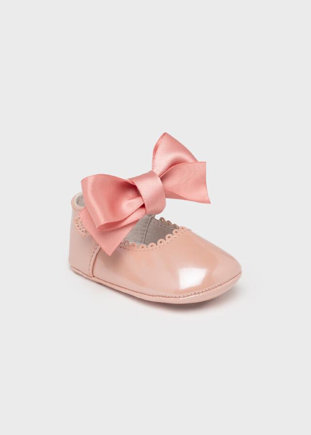 Rose Ribbon Shoes 9455