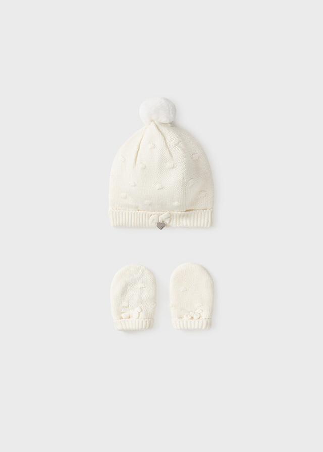 Hat & Mitten Set 9435