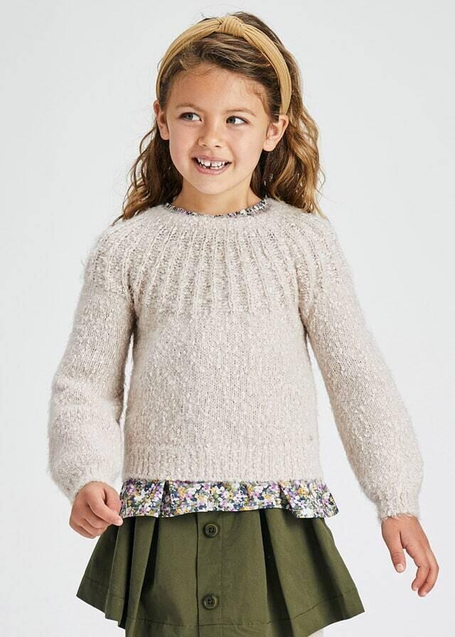 Lurex Sweater 4372
