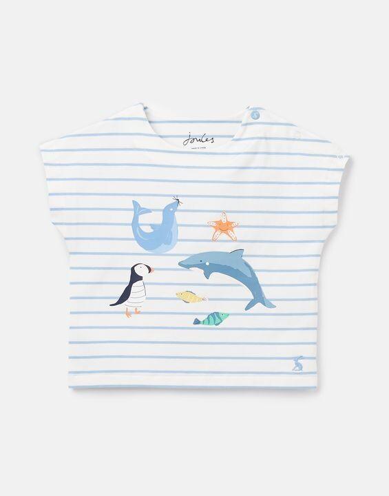 Pixie Sea Animal Top