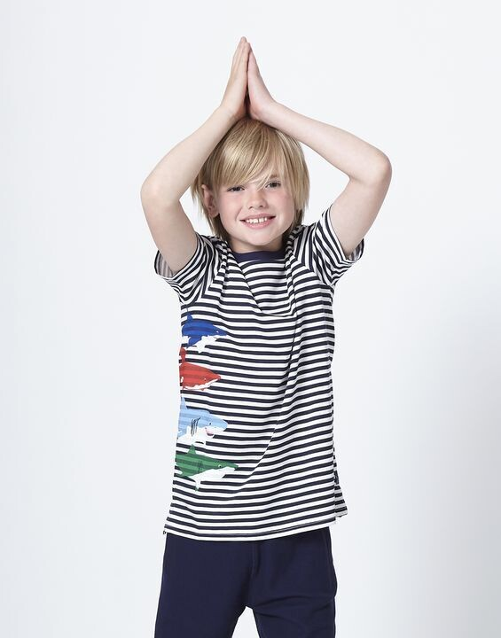 Ben Shark Stripe Shirt