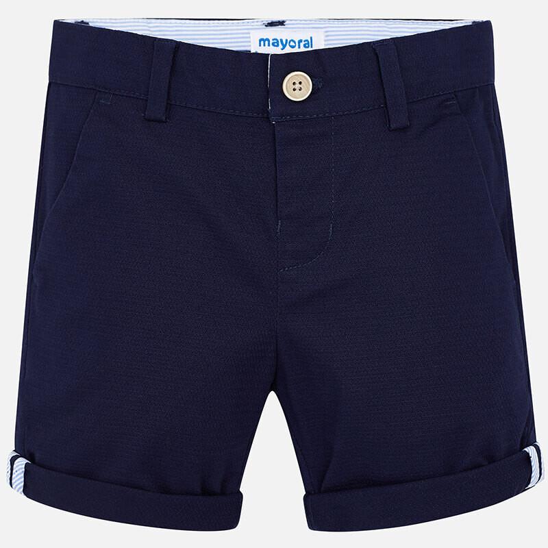 Navy Dress Shorts 3246