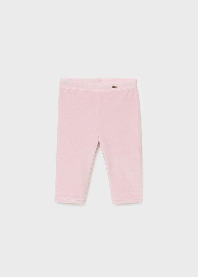 Pink Velvet Leggings 727
