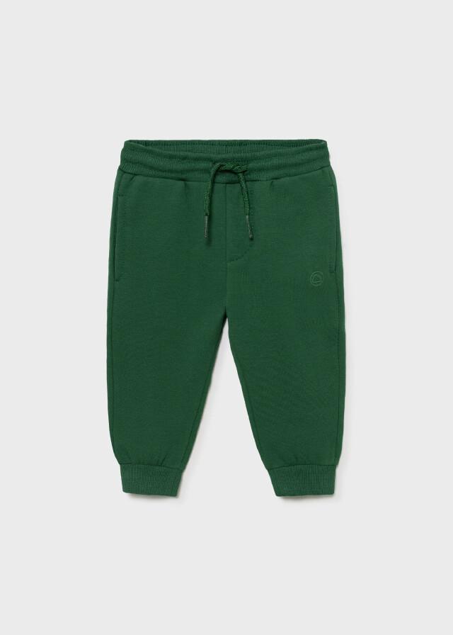 Green Fleece Joggers 704