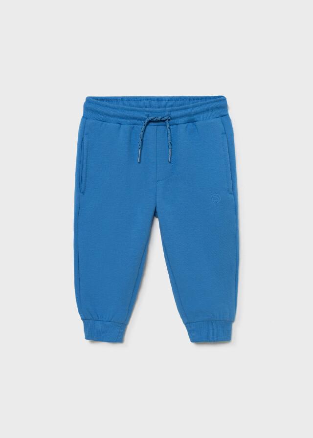 Blue Fleece Joggers 704
