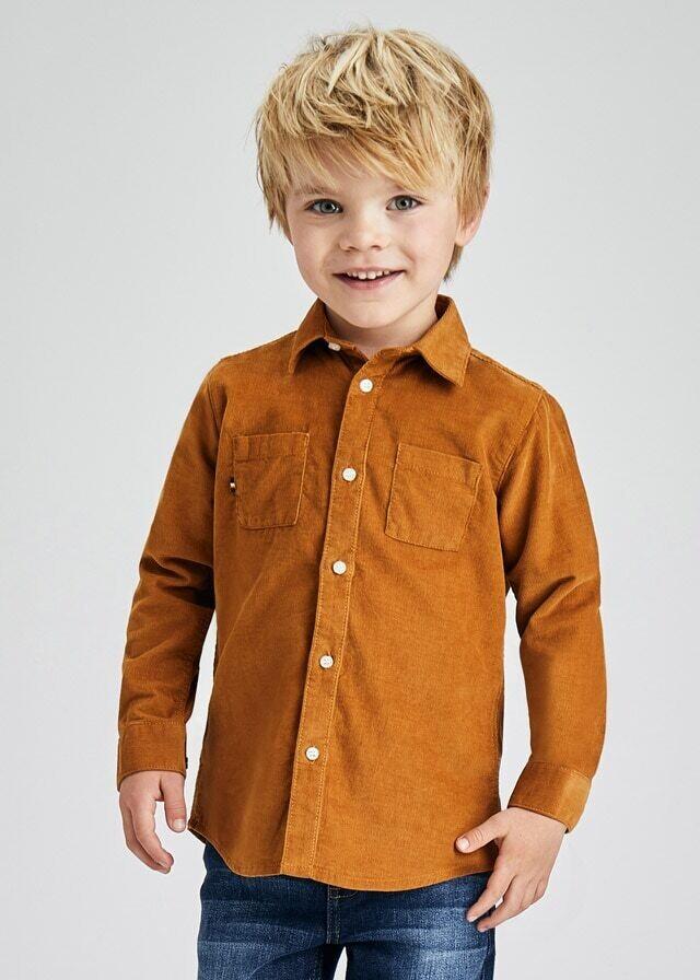 Micro Corduroy Shirt 4164