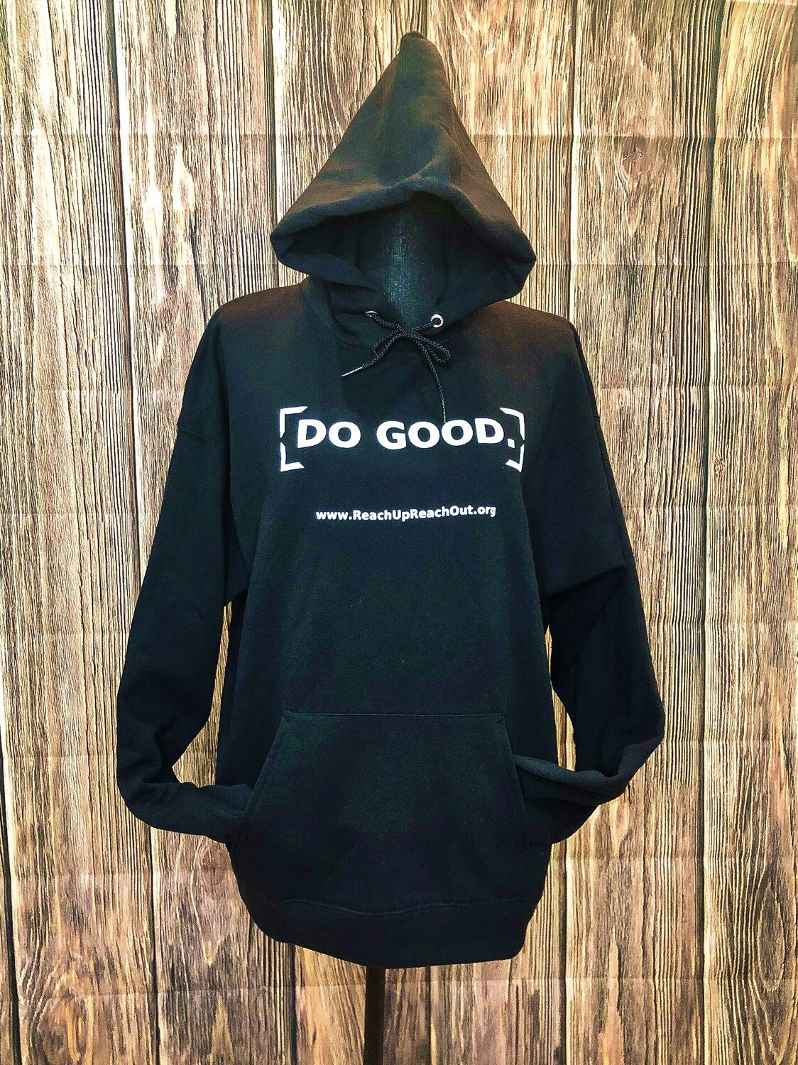 """Do Good."" Hoodie"