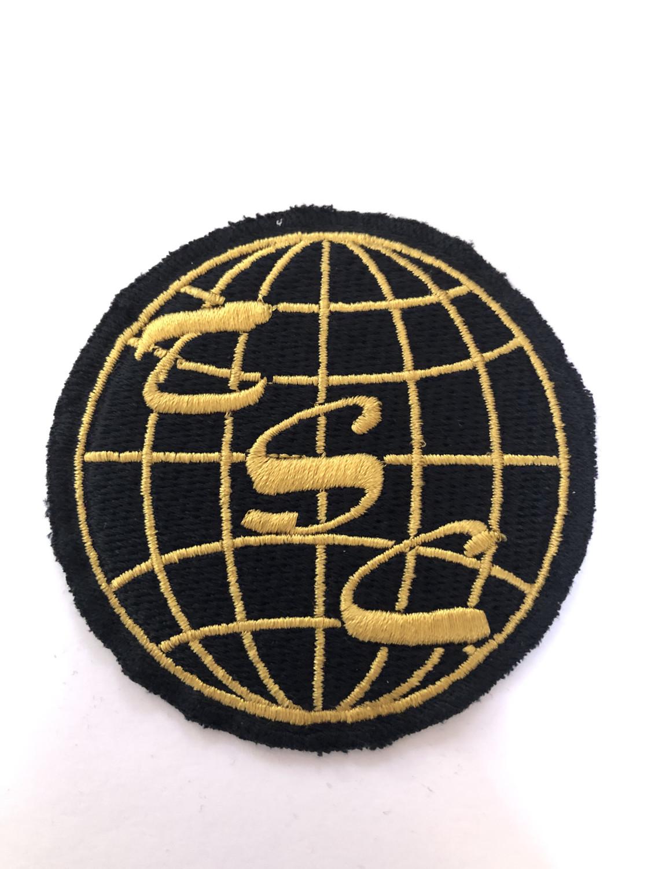 TSC Embroidered Blazer Badge