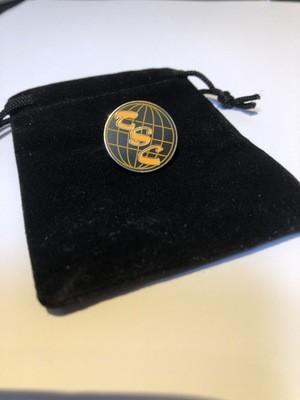 TSC Enamel Pin 22mm