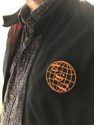 TSC Orange Embroidered Blazer Badge