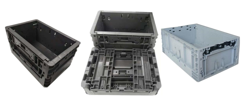 Plain Folding Crates