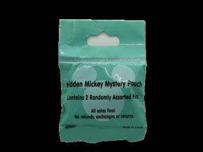 Hidden Mickey Mystery Pouch