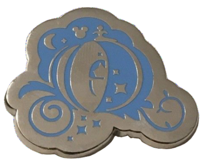Cinderella Carriage  Completer Pin