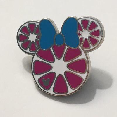 Minnie Grapefruit Hidden Mickey Completer