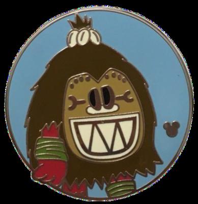 Kakamora Hidden Mickey Pin