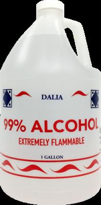 99% Rubbing Alcohol