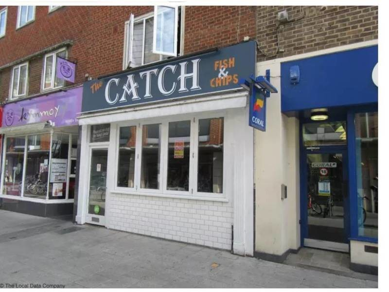 The Catch Chipshop - 12 Burleigh Street,