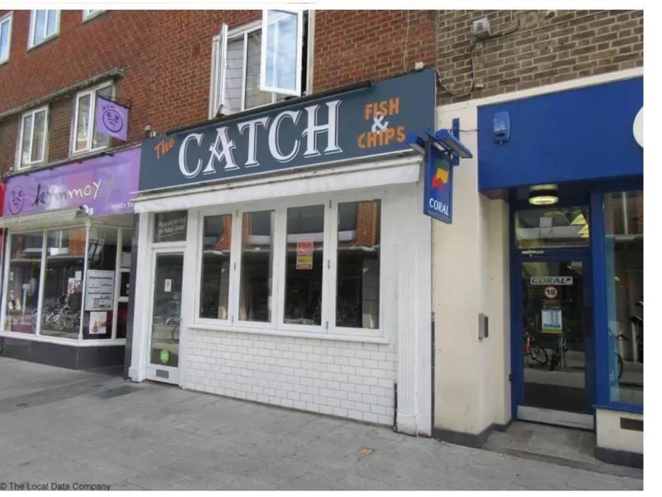 The Catch Chipshop - 12 Burleigh Street