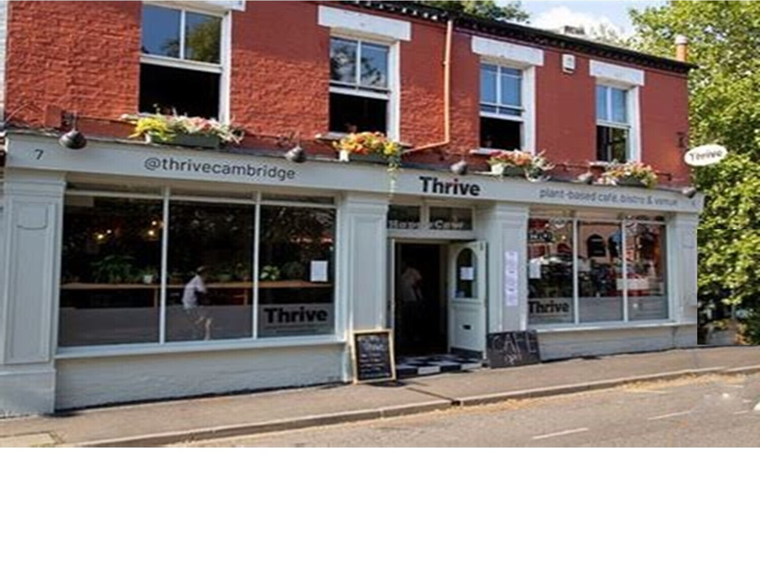 Thrive Cafe and Bistro