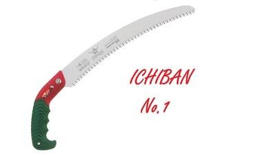 GC 330mm. ilgio ICHIBAN. Lenktas pjūklas apsauginiame dėkle, dantų žingsnis 4mm.