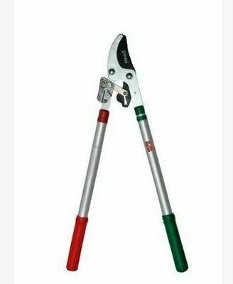 Svertinės sodo žirklės, teleskopinėmis rankenomis