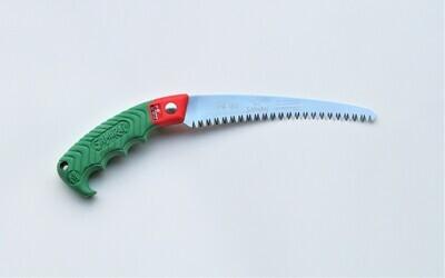 GC 180mm. ilgio ICHIBAN. Lenktas pjūklas apsauginiame dėkle, dantų žingsnis 4mm.