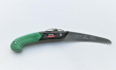 JD 150mm. ilgio Sulankstomas tiesus pjūklas su spyruokline sagtimi, dantų žingsnis 4mm.
