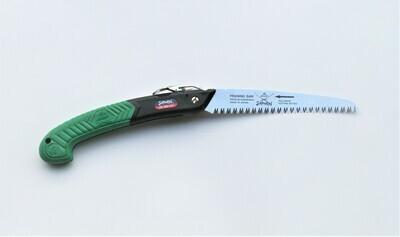 JD 180mm. ilgio SENTEI. Sulankstomas tiesus pjūklas su spyruokline sagtimi, dantų žingsnis 4mm.