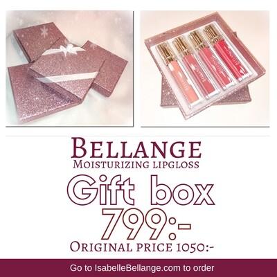 Bellange gift box - Pink