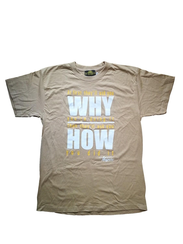 T-shirt cool phrase