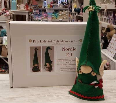 Craft Afternoon Kit - Nordic Elf