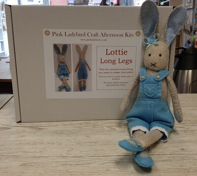 Craft Afternoon Kit - Lottie Long Legs