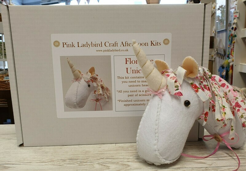 Craft Afternoon Kit - Florence Unicorn