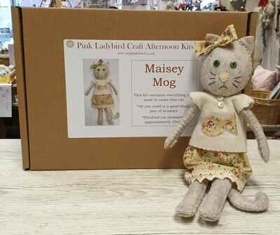 Craft Kit - Maisey Mog